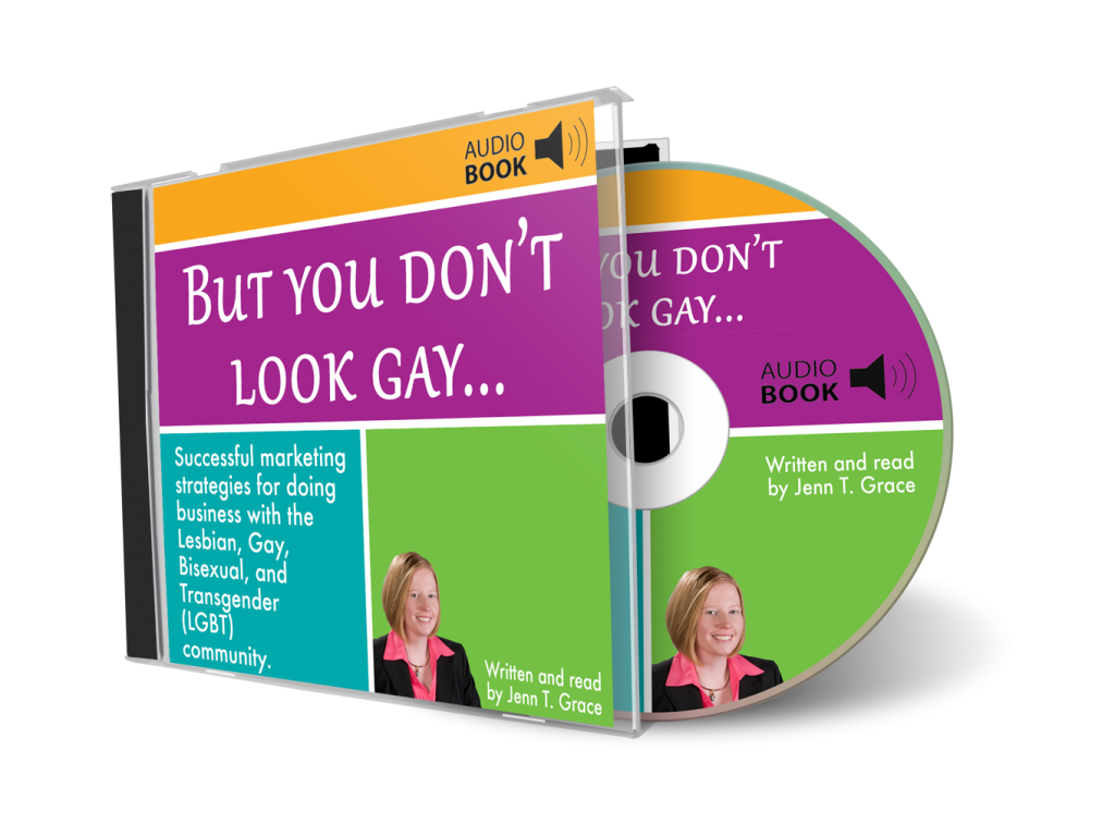 But You Don't Look Gay... Audio Book