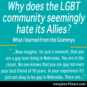 This is why it is popular with the gay community
