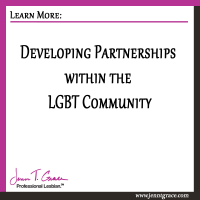 Developing Partnerships within the LGBT Community
