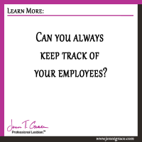 Can you always keep track of your employees?