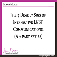 Welcome to the 7 Deadly Sins of Ineffective Communications