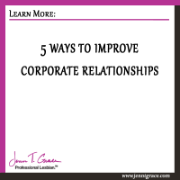5 Ways to Improve Corporate Relationships