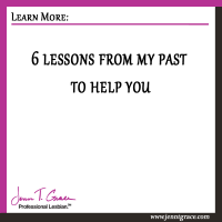 6 lessons from my past to help you