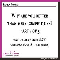 Why are you better than your competitors? (Part 2 of 5)