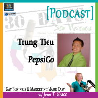 "Storytelling with Trung Tieu for ""30 Days – 30 Voices – Stories from America's LGBT Business Leaders"" [Podcast]"