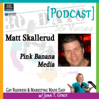 "Storytelling with Matt Skallerud for ""30 Days – 30 Voices – Stories from America's LGBT Business Leaders"" [Podcast]"