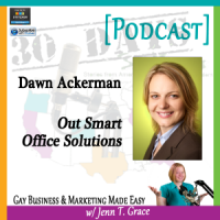 "Storytelling with Dawn Ackerman for ""30 Days – 30 Voices – Stories from America's LGBT Business Leaders"" [Podcast]"