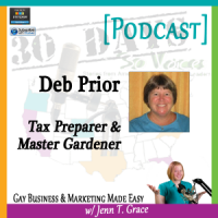 "Storytelling with Deb Prior for ""30 Days – 30 Voices – Stories from America's LGBT Business Leaders"" [Podcast]"