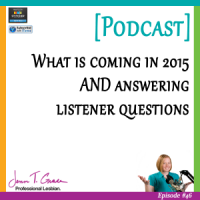 #46: What is coming in 2015 and answering listener questions [Podcast]