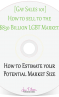 How to Estimate your Potential Market Size