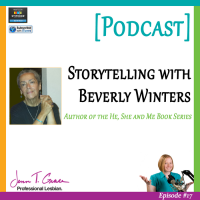 #017: Expert Interview with Beverly Winters [Podcast]