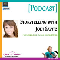 #021: Expert Interview with Jodi Savitz [Podcast]