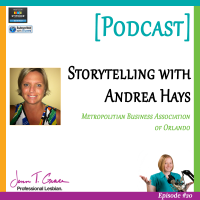 #020: Expert Interview with Andrea Hays [Podcast]