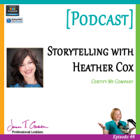 #008: Expert Interview with Heather Cox, Certify My Company [Podcast]
