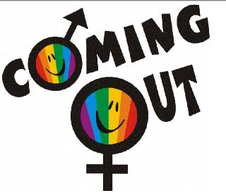 Coming out as lesbian, gay, bisexual or transgender