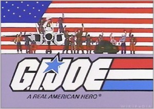 G.I. Joe - Real American Hero