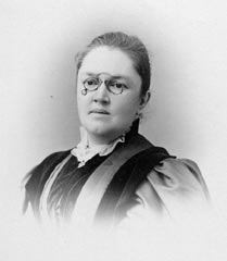 Wellesley College English professor named Katharine Lee Bates