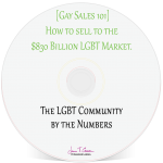 The LGBT Community by the Numbers. A statistical look at why marketing to the LGBT community is good for your business.