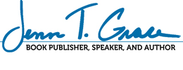 Jenn T. Grace—Book Publisher, Speaker, and Author