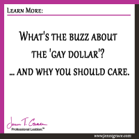 What's the buzz about the 'gay dollar'? … and why you should care.