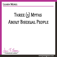 Three Myths About Bisexual People