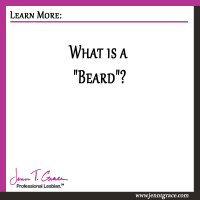 """What is a """"Beard""""?"""