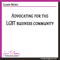 Advocating for the LGBT Business Community