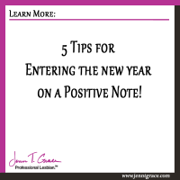 5 Tips for Entering the New Year on a Positive Note!