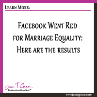 Facebook Went Red for Marriage Equality: Here are the Results