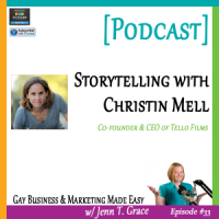 #33: Storytelling with Christin Mell [Podcast]