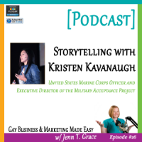 #26: Storytelling with Kristen Kavanaugh [Podcast]