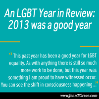 An LGBT Year in Review: 2013 was a good year