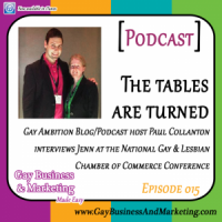 #015: Tables are Turned – Paul Collanton interviews Jenn! [Podcast]