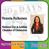 "Victoria Fulkerson Interview for ""30 Days – 30 Voices – Stories from America's LGBT Business Leaders"" [Podcast]"