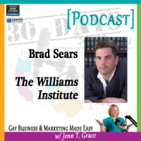 "Storytelling with Brad Sears for ""30 Days – 30 Voices – Stories from America's LGBT Business Leaders"" [Podcast]"