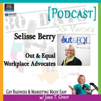 "Storytelling with Selisse Berry for ""30 Days – 30 Voices – Stories from America's LGBT Business Leaders"" [Podcast]"