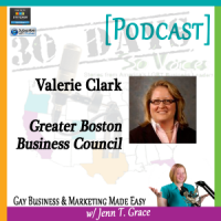 "Storytelling with Valerie Clark for ""30 Days – 30 Voices – Stories from America's LGBT Business Leaders"" [Podcast]"
