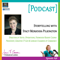 #38: Storytelling with Stacy Morataya-Pilkington [Podcast]