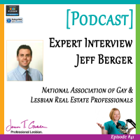 #41: Expert Interview with Jeff Berger [Podcast]