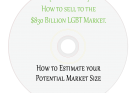 How to Estimate your Potential LGBT Market Size