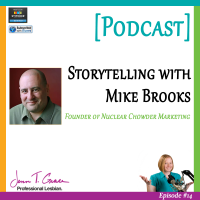 #014: Expert Interview with Mike Brooks, Nuclear Chowder Marketing [Podcast]