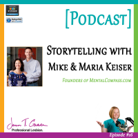 #016: Expert Interview with Mike & Maria Keiser, Mentalcompass.com [Podcast]