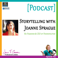 #022: Expert Interview with Joanne Sprague