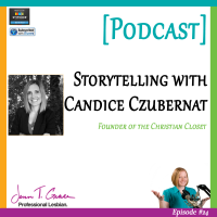 #024: Expert Interview with Candice Czubernat [Podcast]