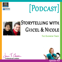 #018: Expert Interview with Gricel Ocasio & Nicole Lashomb, The Rainbow Times [Podcast]