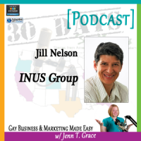 "Jill Nelson Interview for ""30 Days – 30 Voices – Stories from America's LGBT Business Leaders"" [Podcast]"