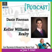 "Danie Fineman Interview for ""30 Days – 30 Voices – Stories from America's LGBT Business Leaders"" [Podcast]"